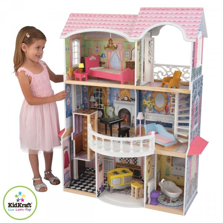 KidKraft Domček pre bábiky  MAGNOLIA